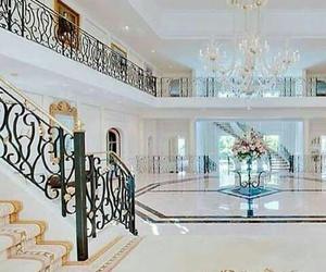 house, luxury, and girl image