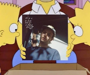 music, mac demarco, and salad days image