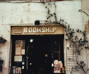 book, bookshop, and enchanting image