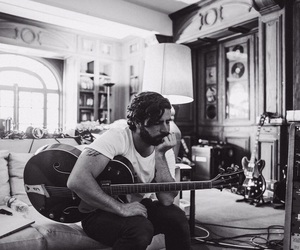 photography, foals, and yannis philippakis image