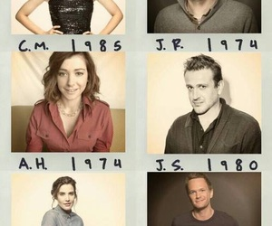 himym, how i met your mother, and jason segel image