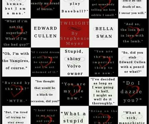 twilight, edward cullen, and vampire image