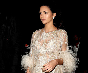 kendall jenner, Couture, and elie saab image
