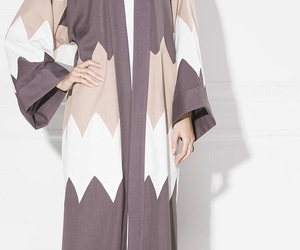 arabic, Dubai, and kimono image