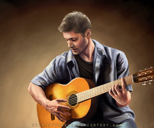 supernatural, Jensen Ackles, and art image