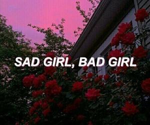 so sad and 😔 image