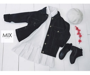 mix, outfit, and style image
