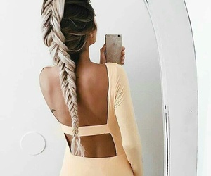 beauty, body, and braid image