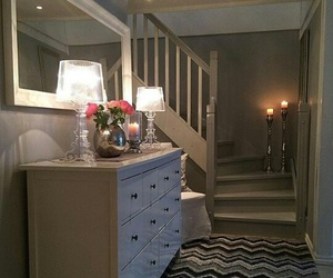 home, ikea, and stairs image