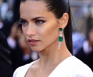 model, pretty, and Adriana Lima image