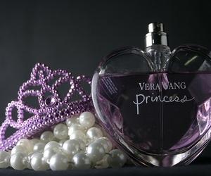 Vera Wang, princess, and perfume image