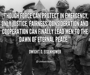 justice, peace, and true words image