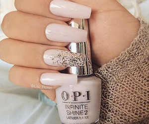 nails, nail art, and beauty image