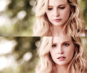the vampire diaries, candice accola, and tvd image