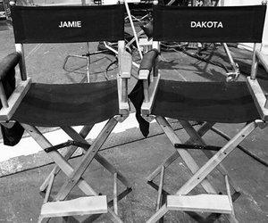Jamie Dornan, dakota johnson, and christian grey image