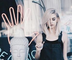 amanda steele, hair, and grunge image