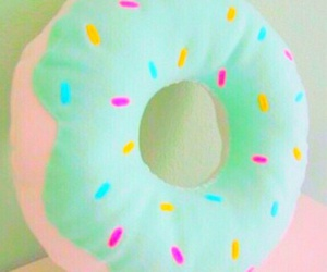 donut and filter image