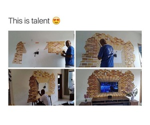 amazing, comedy, and talent image