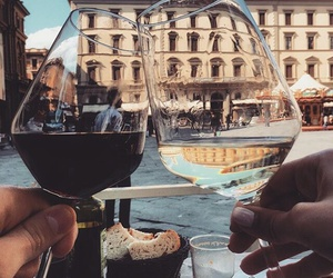 couple, drink, and luxury image