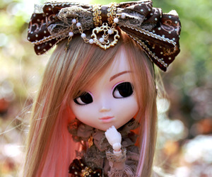 doll, dolls, and hello image