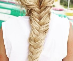braids, goals, and hair image