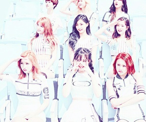 JYP, once, and twice image