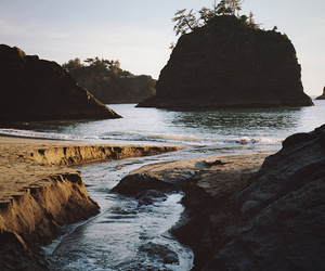 analog, tide, and pnw image