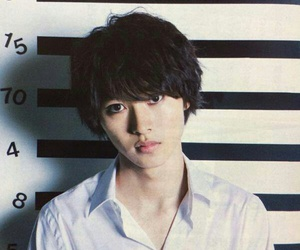actor, death note, and japanese image