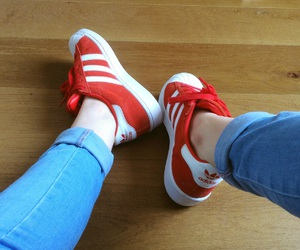 adidas, red, and goals image