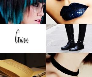 Action, drama, and gwen image