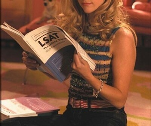 legally blonde, elle woods, and motivation image