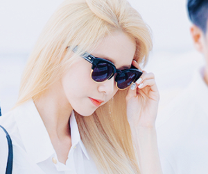 blonde, gg, and girls generation image