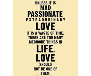 love, quote, and life image
