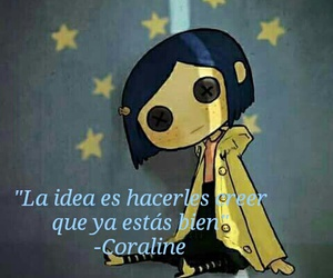 coraline and frases image