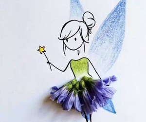 fairy and violet image