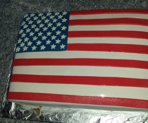 cakes and usa image