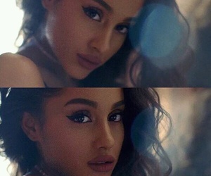 ariana grande and let me love you image