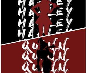 DC, fanart, and harleen quinzel image