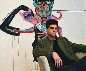 jack gilinsky, art, and boys image