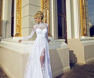 clothes, fashion, and couture gowns image