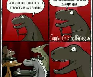dinosaur and t-rex image
