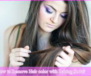 hair care, home remedy, and hair color remove image