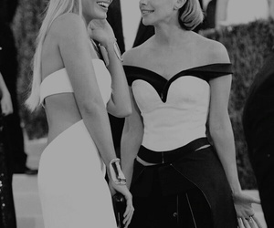 emma watson and margot robbie image