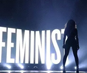 feminist, beyoncé, and flawless image