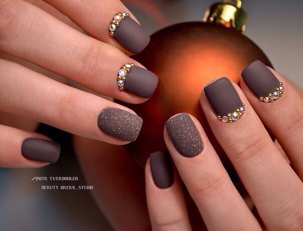 fashion, nails, and маникюр image