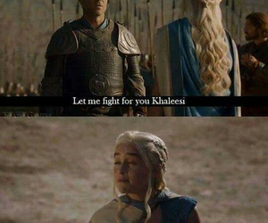 game of thrones, funny, and got image