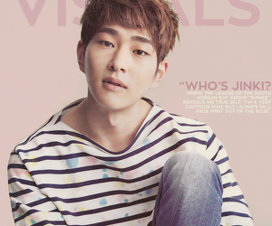 handsome, kpop, and lee jinki image