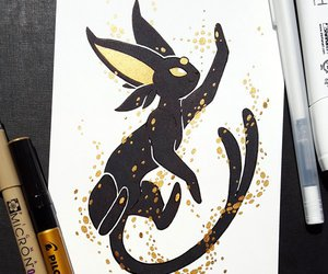 pokemon, espeon, and eeveelution image