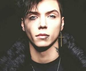 andy, bvb, and biersack image