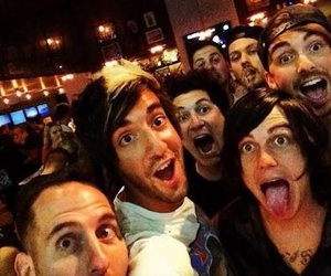 kellin quinn, alex gaskarth, and all time low image